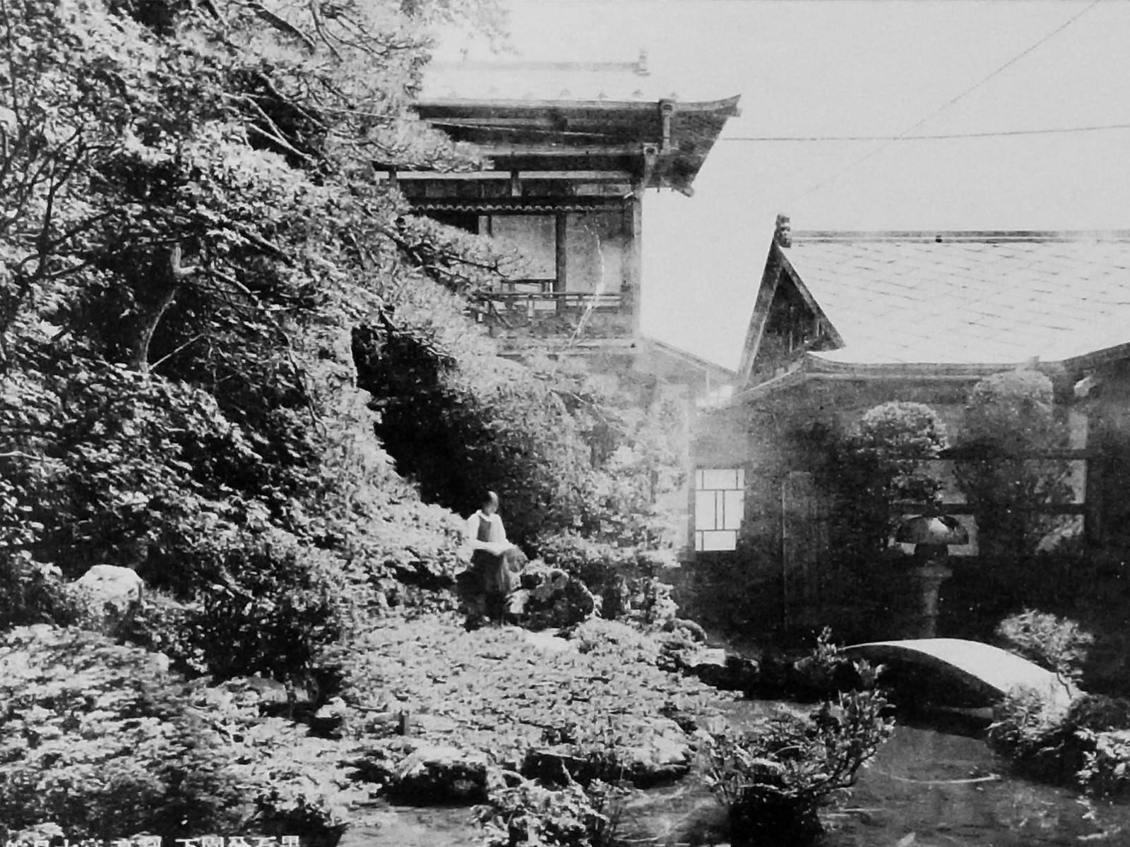 昭和四年、奥の二階を新築